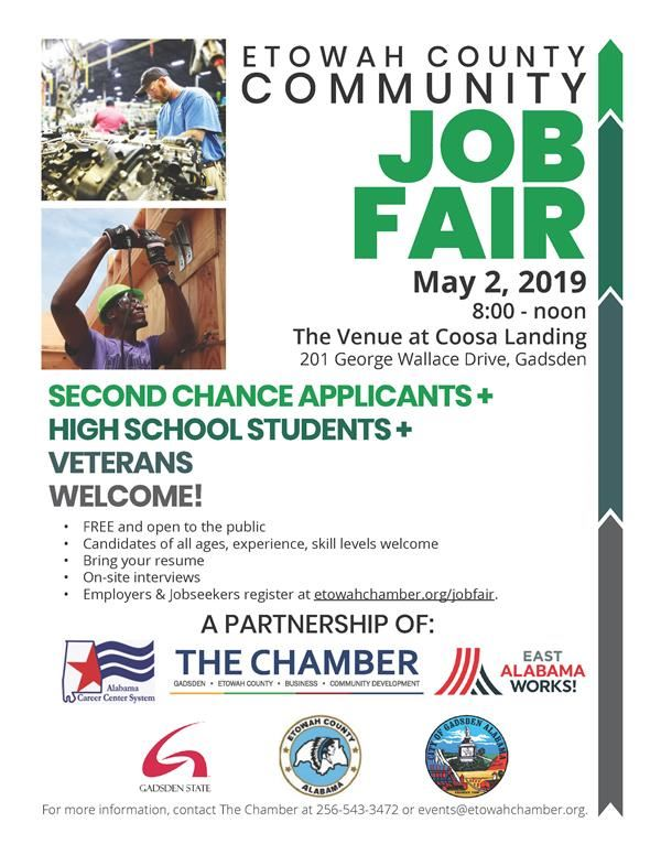 Spring Community Job Fair