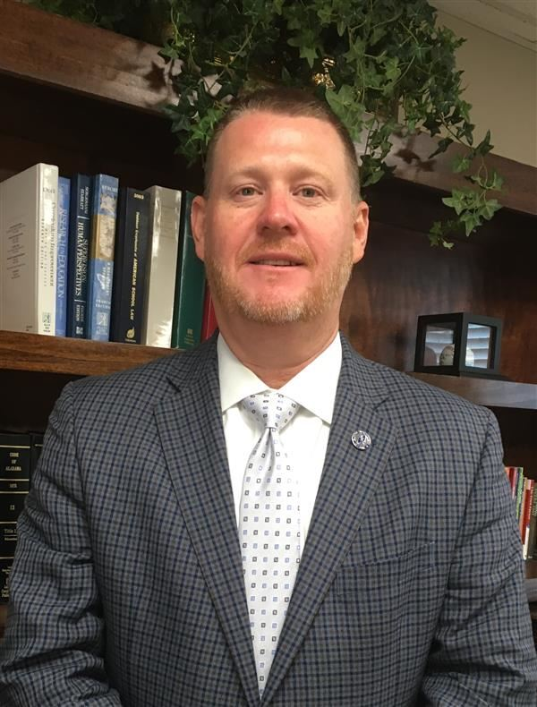 Jeff Colegrove, Superintendent